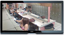 DejaVu Showgirls LasVegas Dressing Room Live